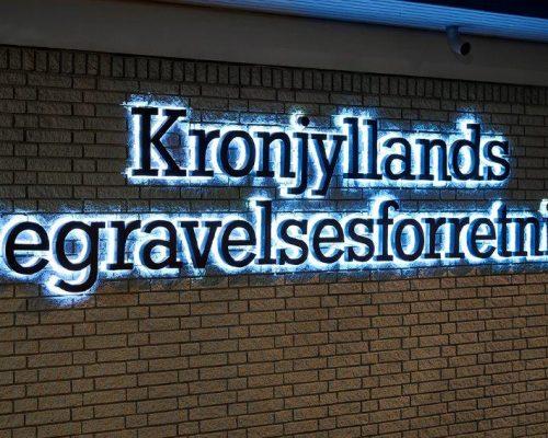 Kronjyllands Begravelsesforretning randers