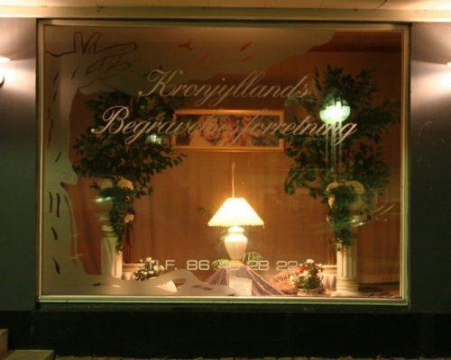 kronjyllands begravelsesforretning langå